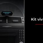 Parla in sicurezza con il kit vivavoce bluetooth